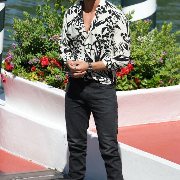 Celebrity Excelsior Arrivals During The 77th Venice Film Festival - Day 1