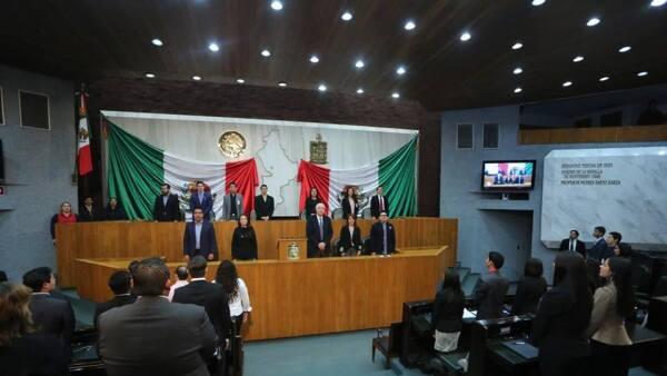 Congreso del Estado de Nuevo León
