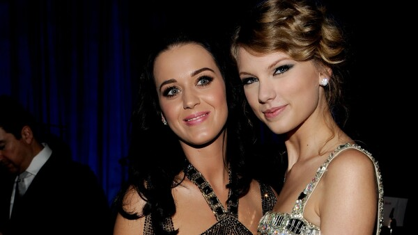 Katy Perry y Taylor Swift se reconcilian