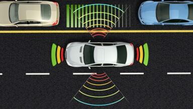 Auto autónomo / Nissan - Ciudades Inteligentes