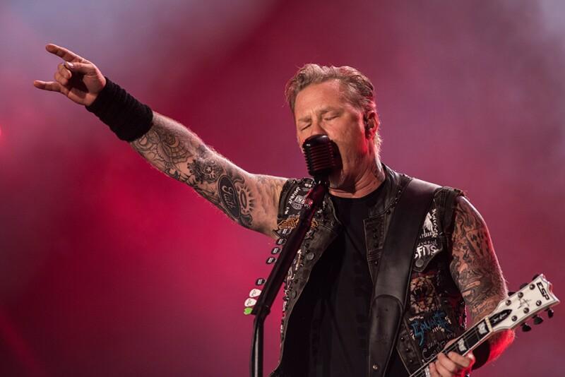 Metallica estrena tercer sencillo