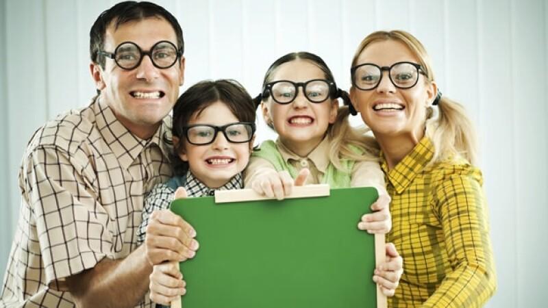 familia geek inteligencia