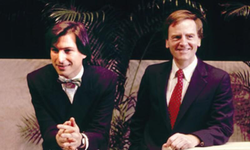 John Sculley entró a Apple a petición de Jobs para luego despedir al ex líder de Apple. (Foto: AP)