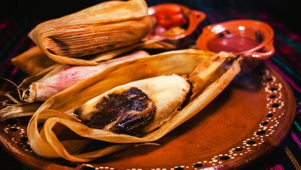 Tamales gourmet