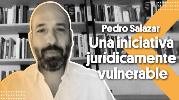 #Entrevista   Pedro Salazar