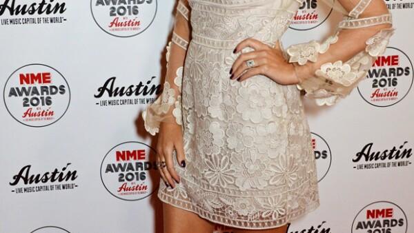 """El propio Joshua habría confirmado su compromiso al referirse a la cantante como """"su prometida"""" en la entrega de premios NME."""