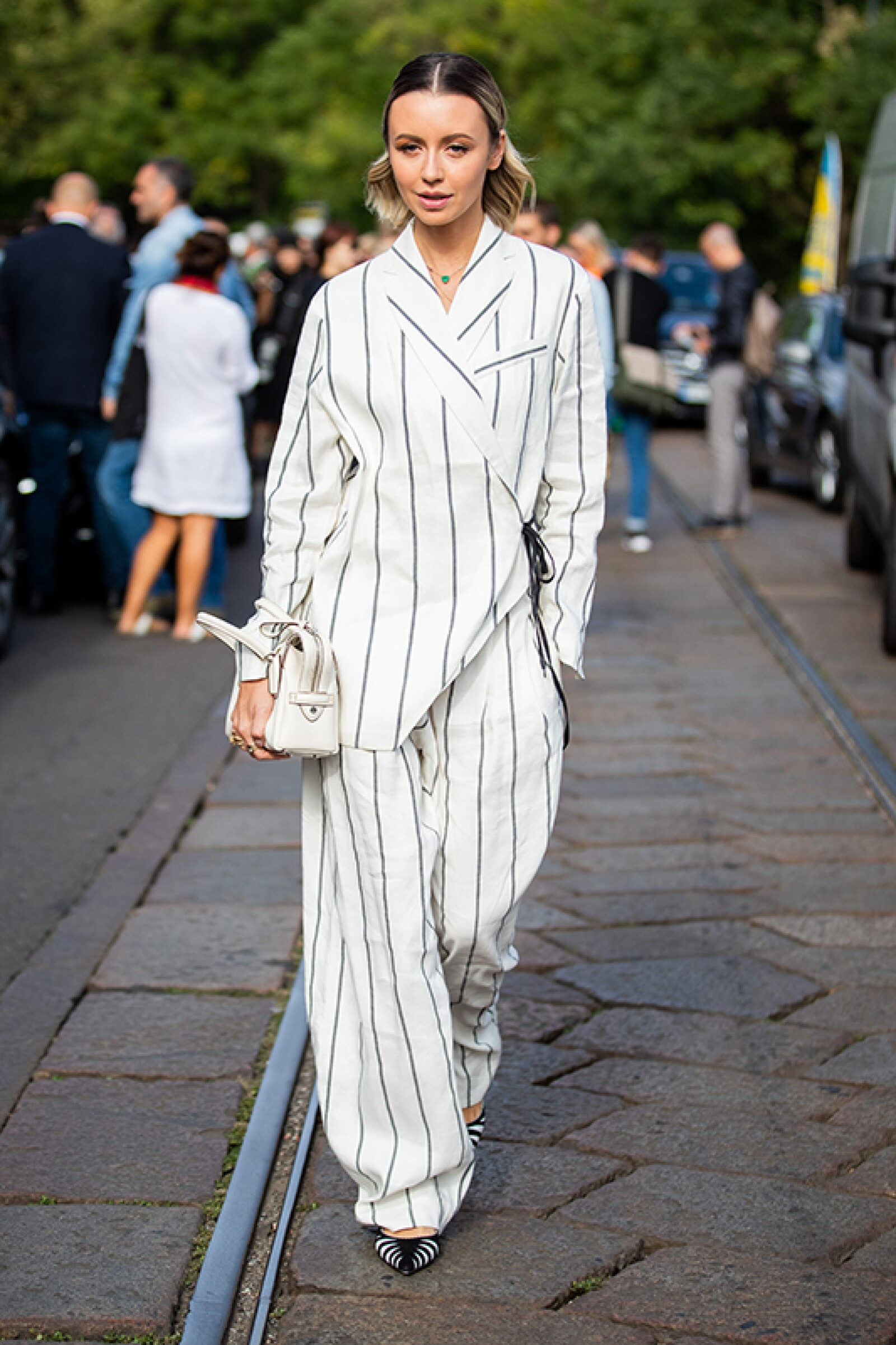 Street Style: September 20 - Milan Fashion Week Spring/Summer 2020