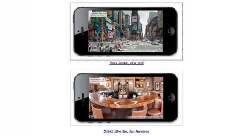 google anuncia street view para móviles