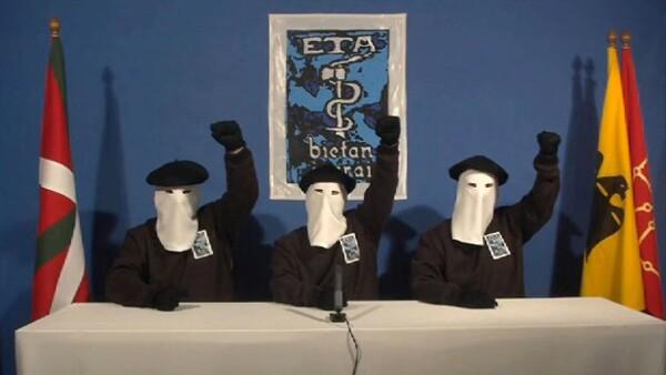 """ETA se disculpa por """"el grave daño causado"""" por su lucha armada"""