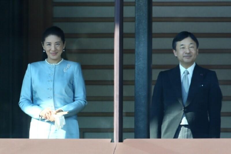 Masako a finales del año pasado cumplió 20 años de casada.