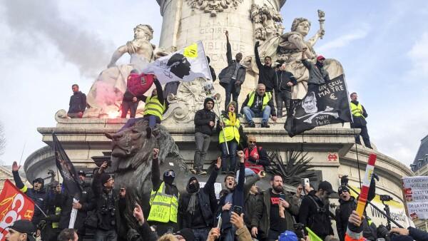 Razones de la protesta