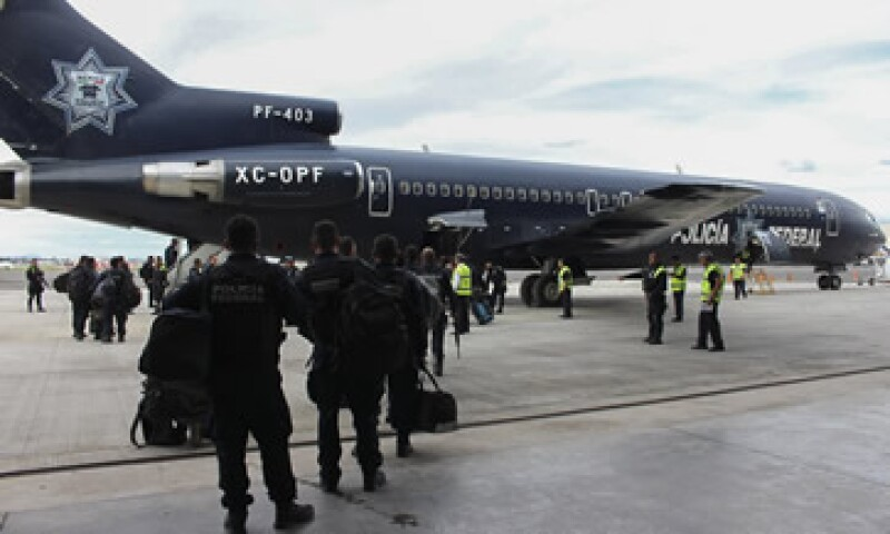 Los vuelos se asignan conforme a las prioridades hacia diferentes destinos, dijeron las autoridades. (Foto: Cuartoscuro)