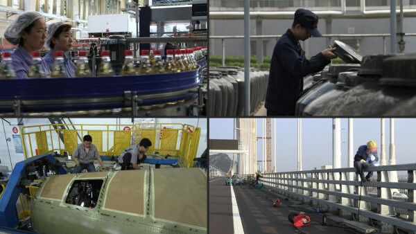 El crecimiento económico en China se recupera tras la crisis del COVID-19