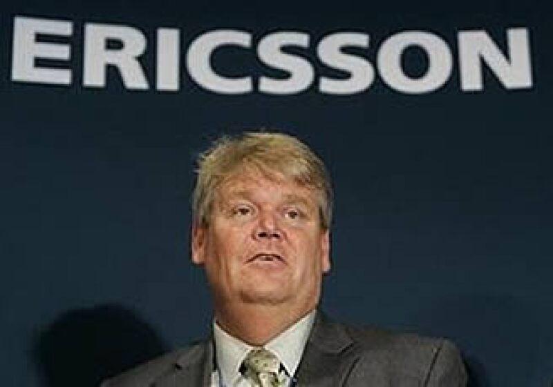 Bert Nordberg buscará aumentar la participación de mercado y recuperar la rentabilidad de Sony Ericsson. (Foto: Reuters)