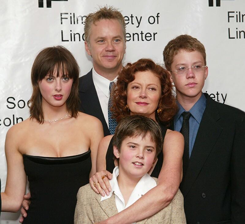 Susan Sarandon tuvo a dos de sus hijos después de los 40.
