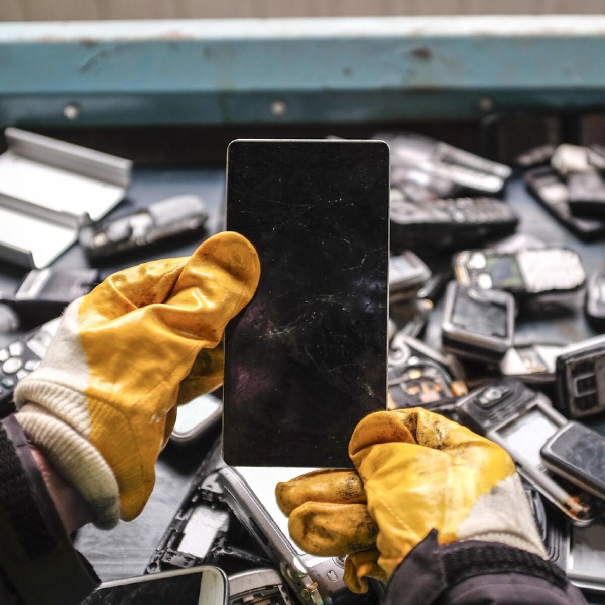 México es uno de los mayores generadores de basura electrónica en Latinoamérica
