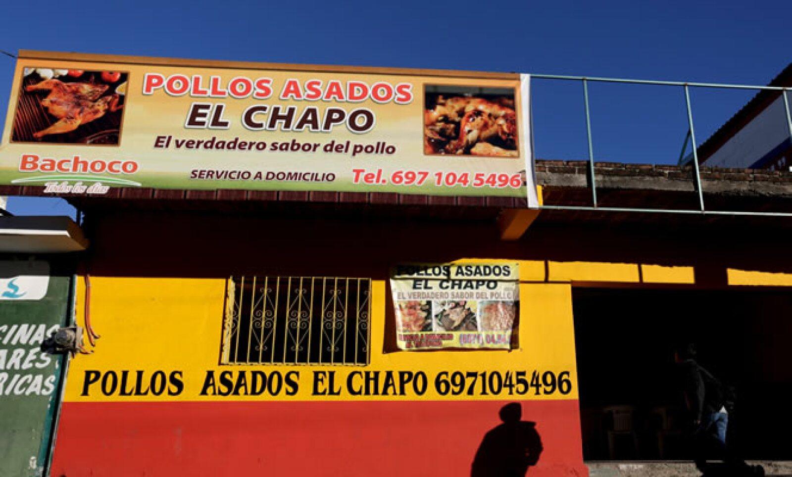 En Badiraguato, Sinaloa, sí hay quienes llevan al capo a su mesa.