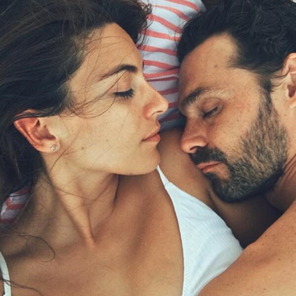 Ana Brenda se pone romántica junto a Iván Sánchez