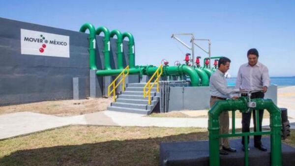 Inauguraci�n Plantas Sinaloa