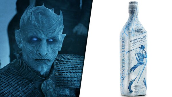 Game of Thrones y Johnnie Walker