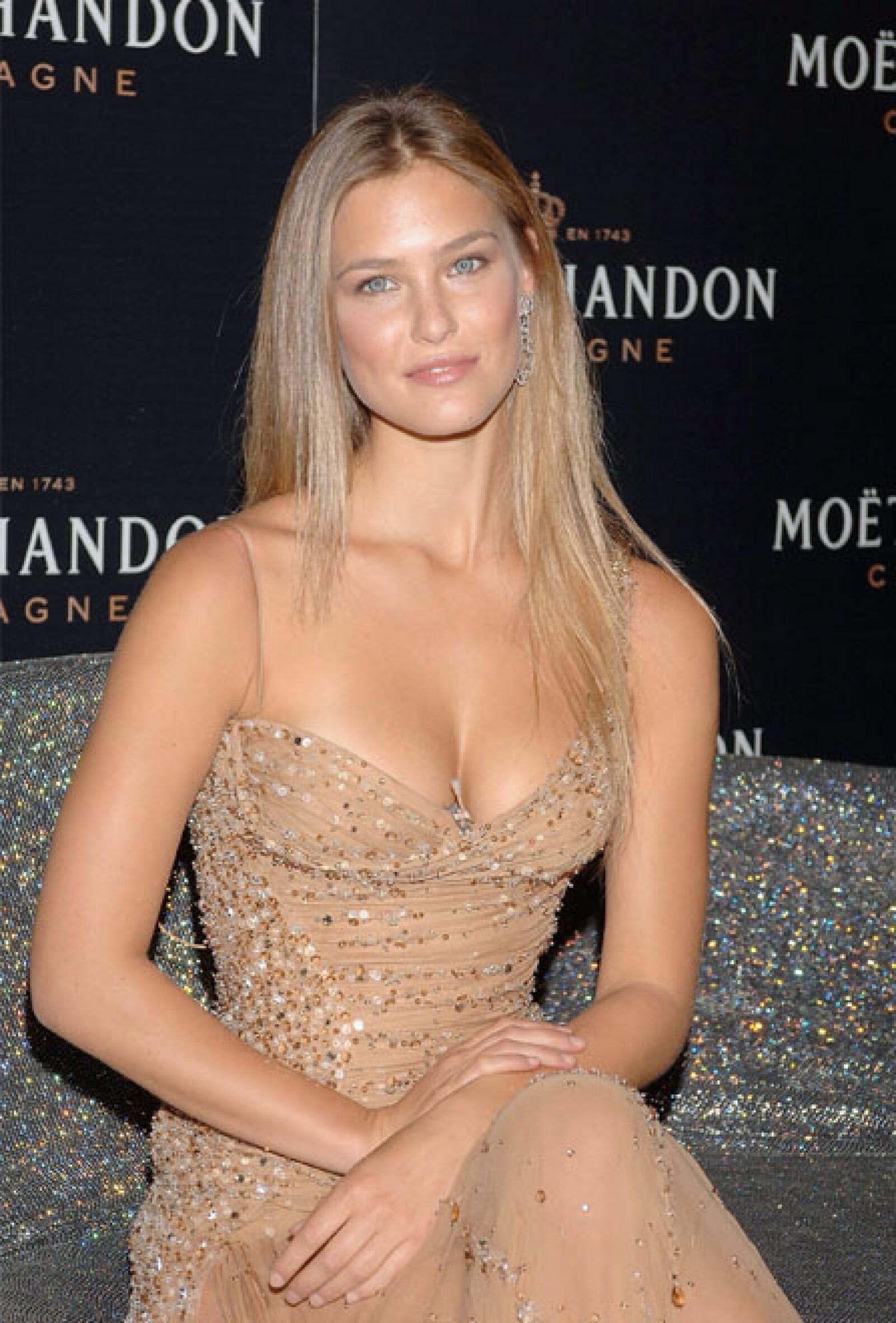 La modelo comparte muchas de sus fotos en viajes y cuando usa sensuales bikinis.