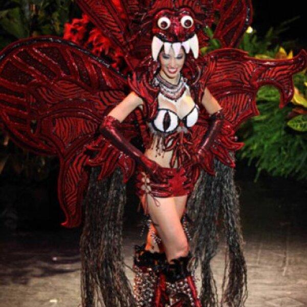 Miss Universo Hacen Gala De Sus Vestidos Típicos