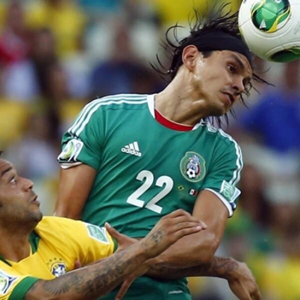 mexico vs brasil, confederacioens
