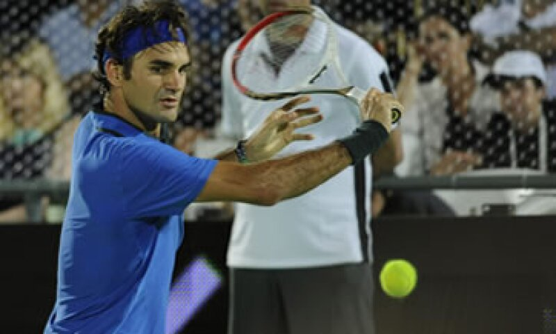 Federer no descarta poder participar en los Juegos Olímpicos de Río de Janeiro 2016. (Foto:EFE )