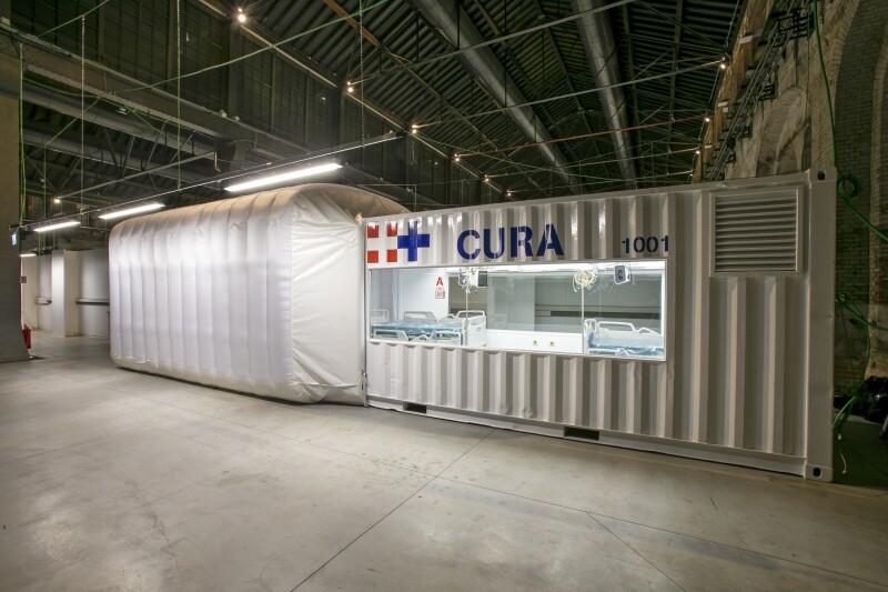 Proyecto CURA de Carlo Ratti