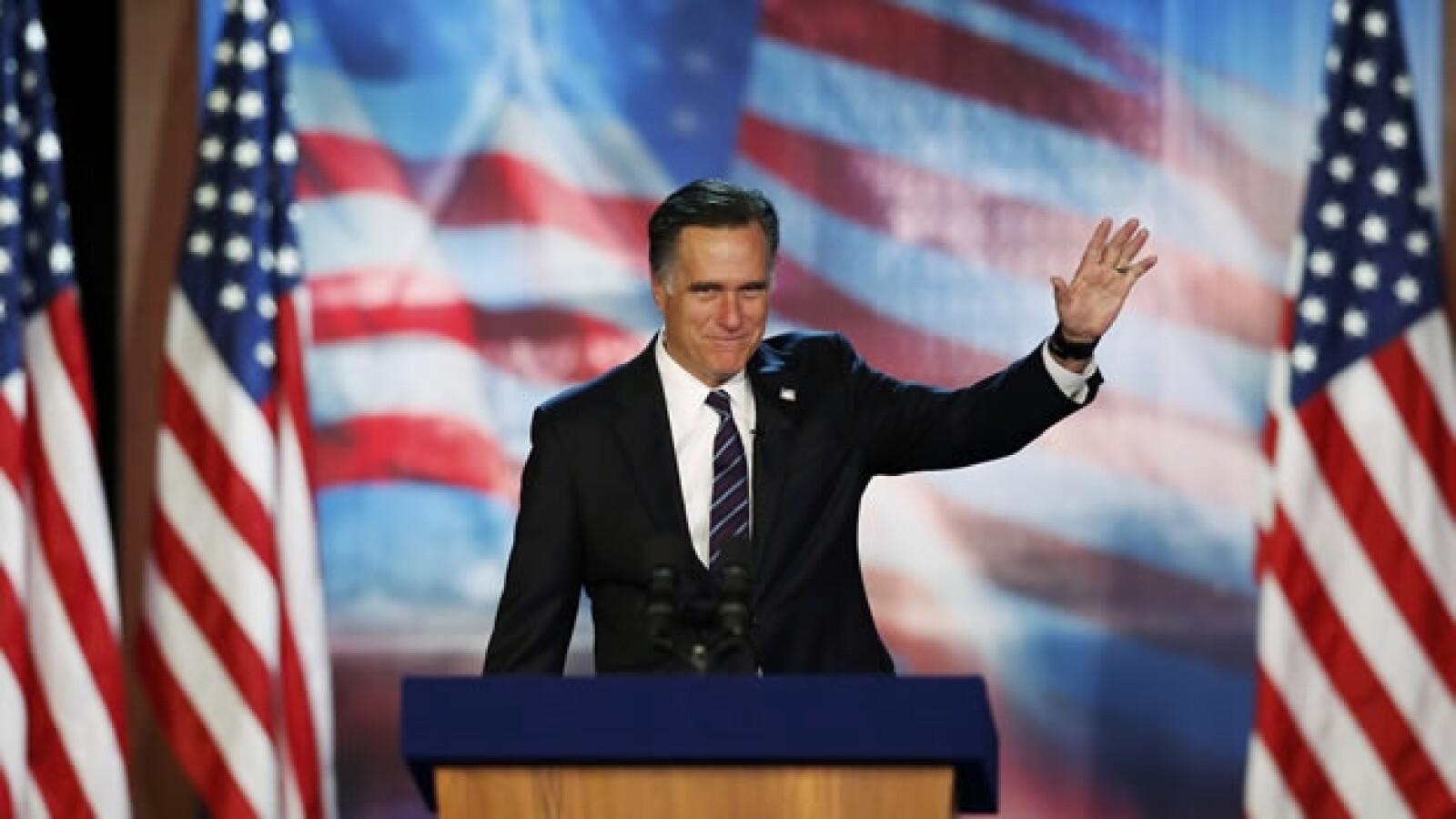 mitt romney discurso derrota elecciones