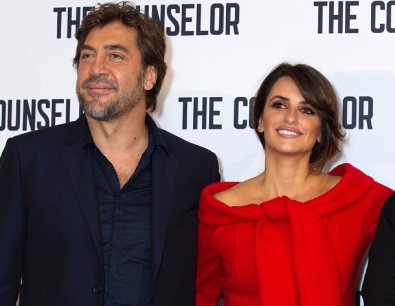 Penélope Cruz y Javier Bardem