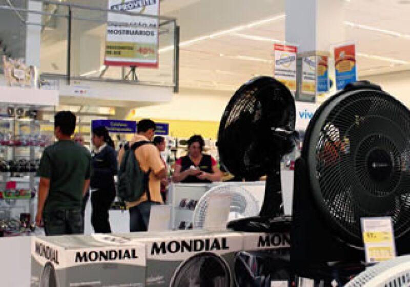 La población a la que se dirige la minorista Coppel en Brasil ha mostrado un crecimiento en su poder adquisitivo. (Foto: Tom Lisboa)
