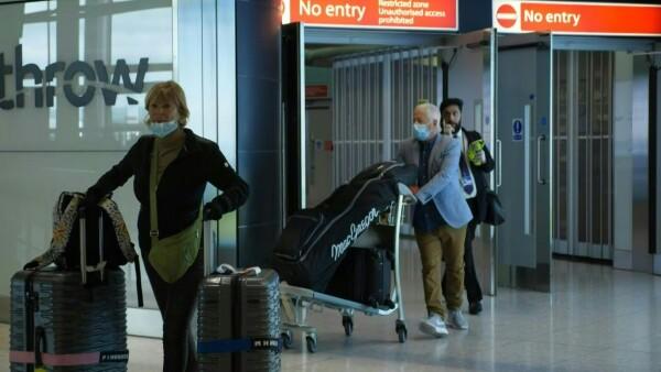 Reino Unido pondrá en cuarentena a los visitantes que lleguen del extranjero