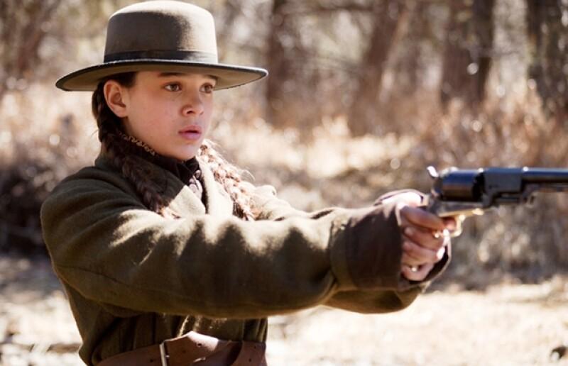 Nominada al Oscar por su madura actuación en `Temple de acero´, esta joven de 14 años está lista para brillar.