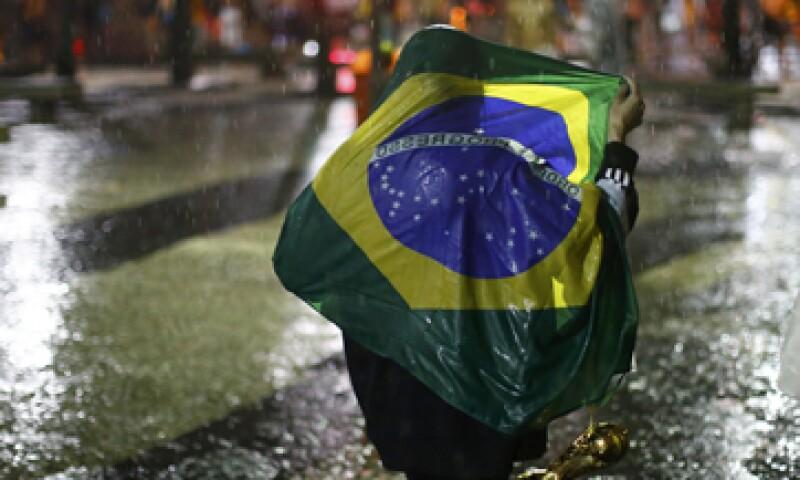 No todo fue malo, por ejemplo, los brasileños se llevaron elogios como anfitriones cálidos y entusiastas. (Foto: Reuters)