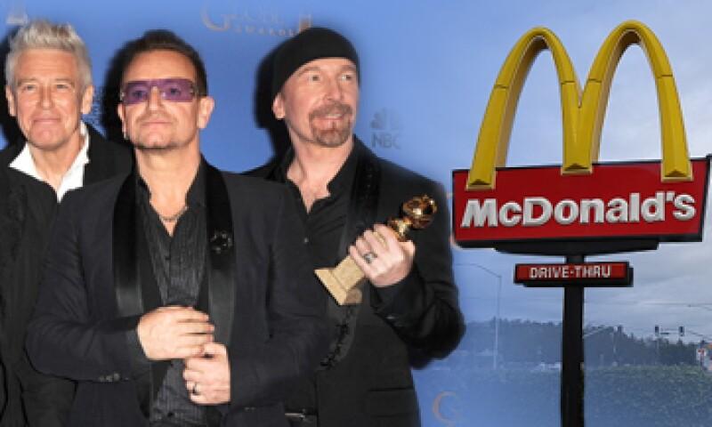 La liberación del nuevo disco de U2 fue uno de los errores más criticados del año. (Foto: Especial)