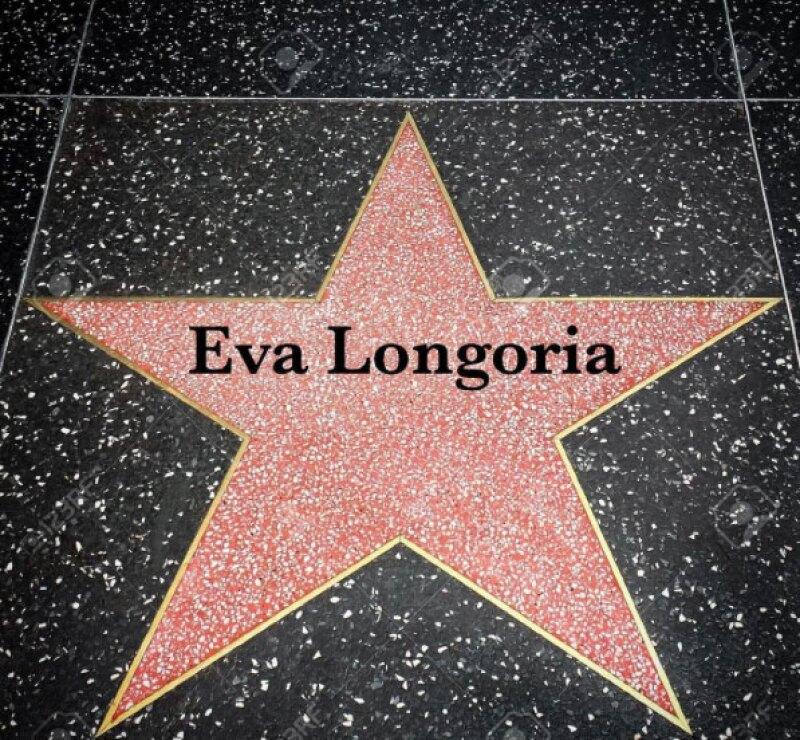 Eva se mostró muy emocionada y agradecida por este honor.