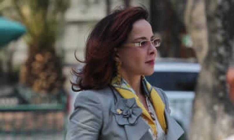 Purificación Carpinteyro trabajó para Iusacell y Telefónica Movistar.  (Foto: Cuartoscuro)