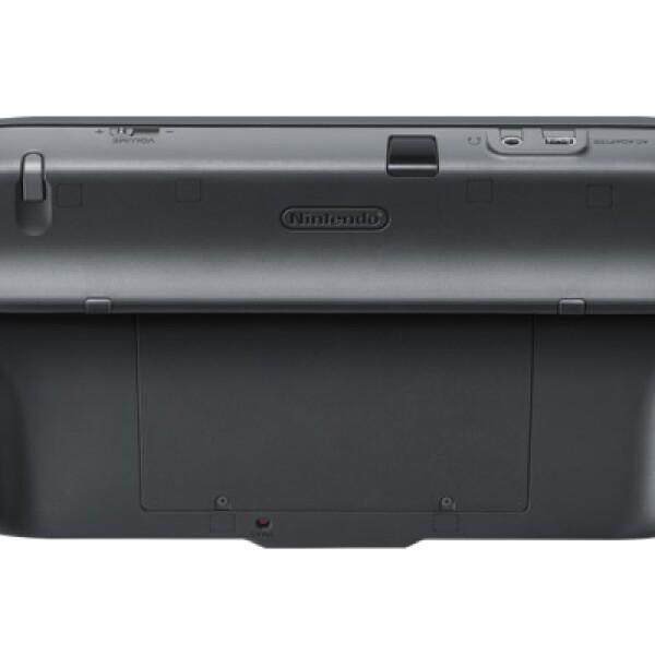 El control Wii U GamePad también puede funcionar como un control remoto de infrarrojos para la televisión.