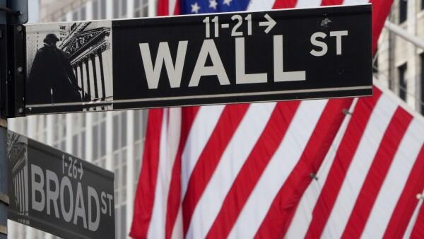 wall street estados unidos tump