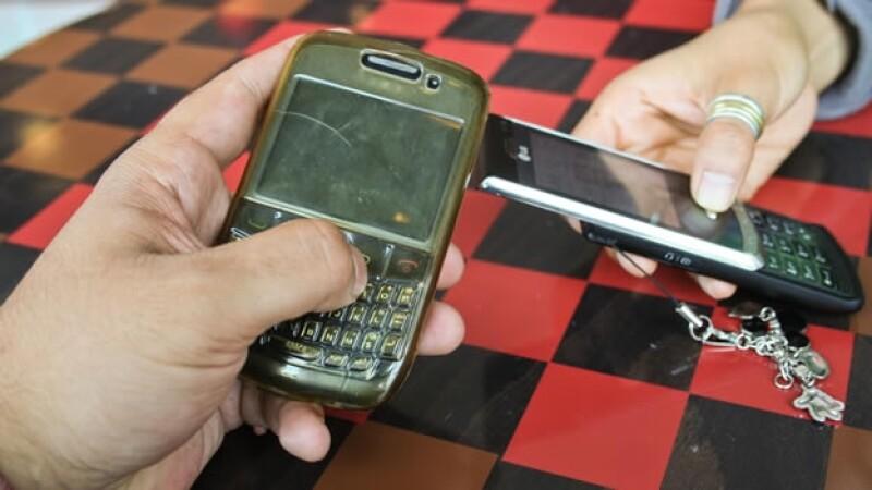 Telefonos celulares en Mexico