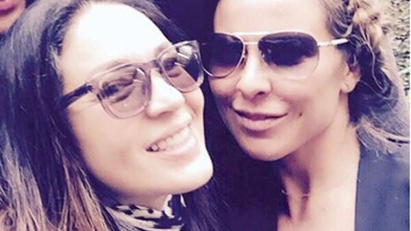 """Según las investigaciones federales, la conductora pudo haber """"hecho gestiones"""" entre el narcotraficante y la actriz Kate del Castillo."""