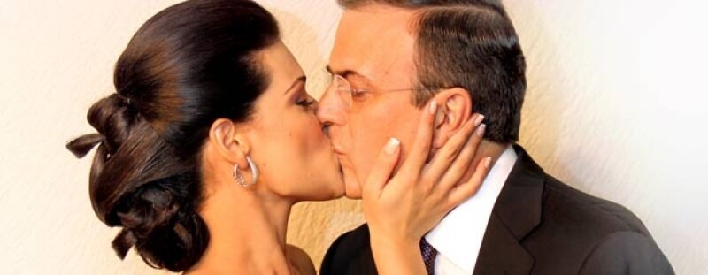 Rosalinda y Marcelo se conviertieron es esposos el pasado 7 de octubre.