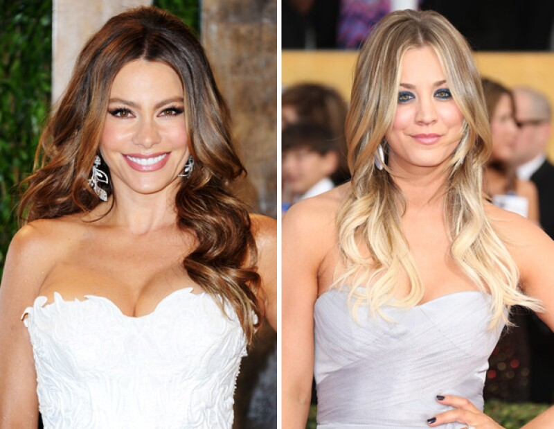Ambas actrices comparten el primer lugar de la lista de Forbes de este año.