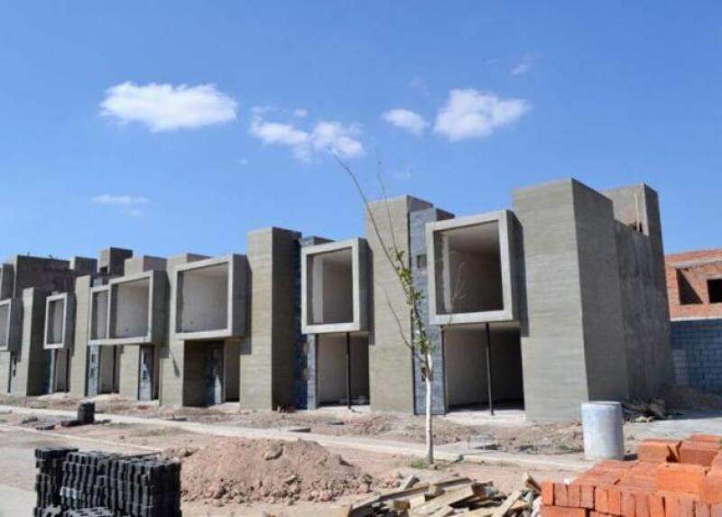 Vivienda en construccion