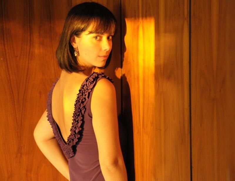 Gabriela de la Garza estrenará dos películas este año.