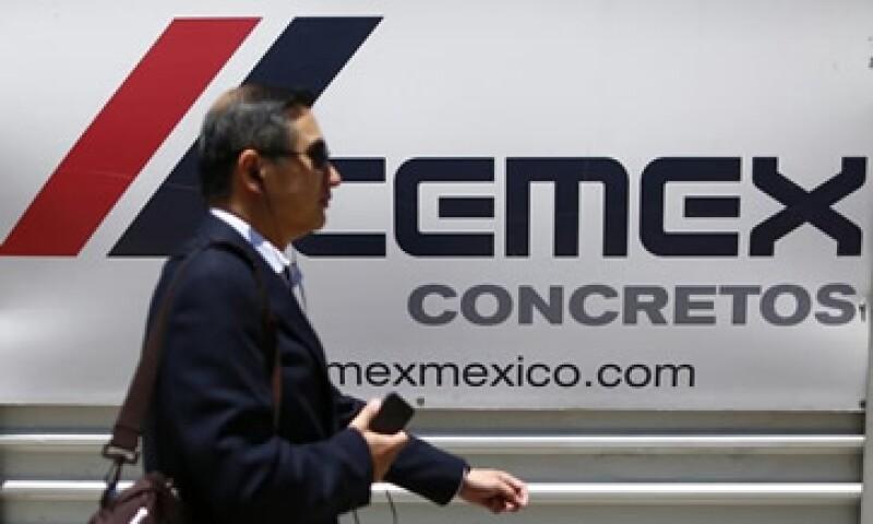 Cemex reporta ventas en Alemania, Francia y Reino Unido. (Foto: Reuters )