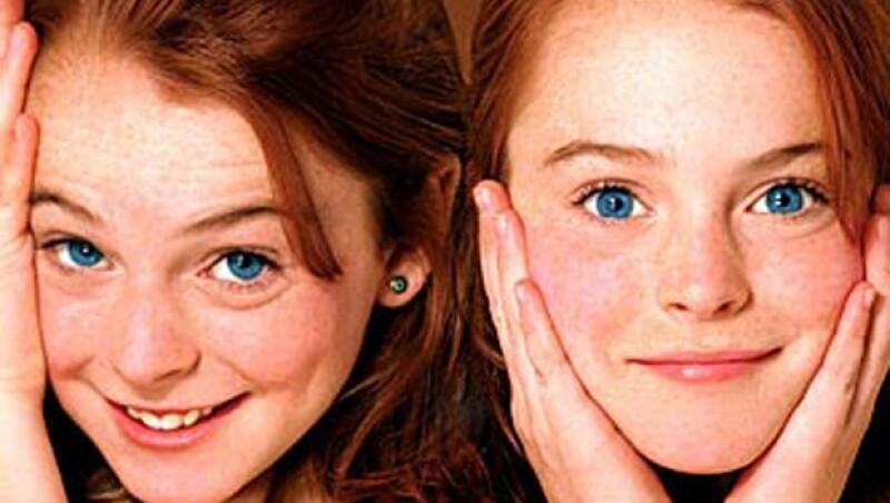 """Ha salido a la luz una escena que se llama """"Hallie Meets the Queen"""", la cual no fue incluída en la película y tiene más que emocionados a miles de fans de la cinta protagonizada por Lindsay Lohan."""