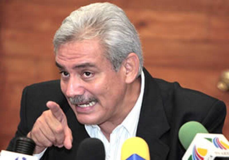 Alberto Cárdenas Jiménez, titular de Sagarpa, considera que los apoyos al campo han sido benéficos. (Foto: Notimex)