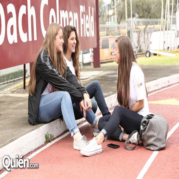 Paula García Ramos,Lorena Pauolini,Nicole Grossman